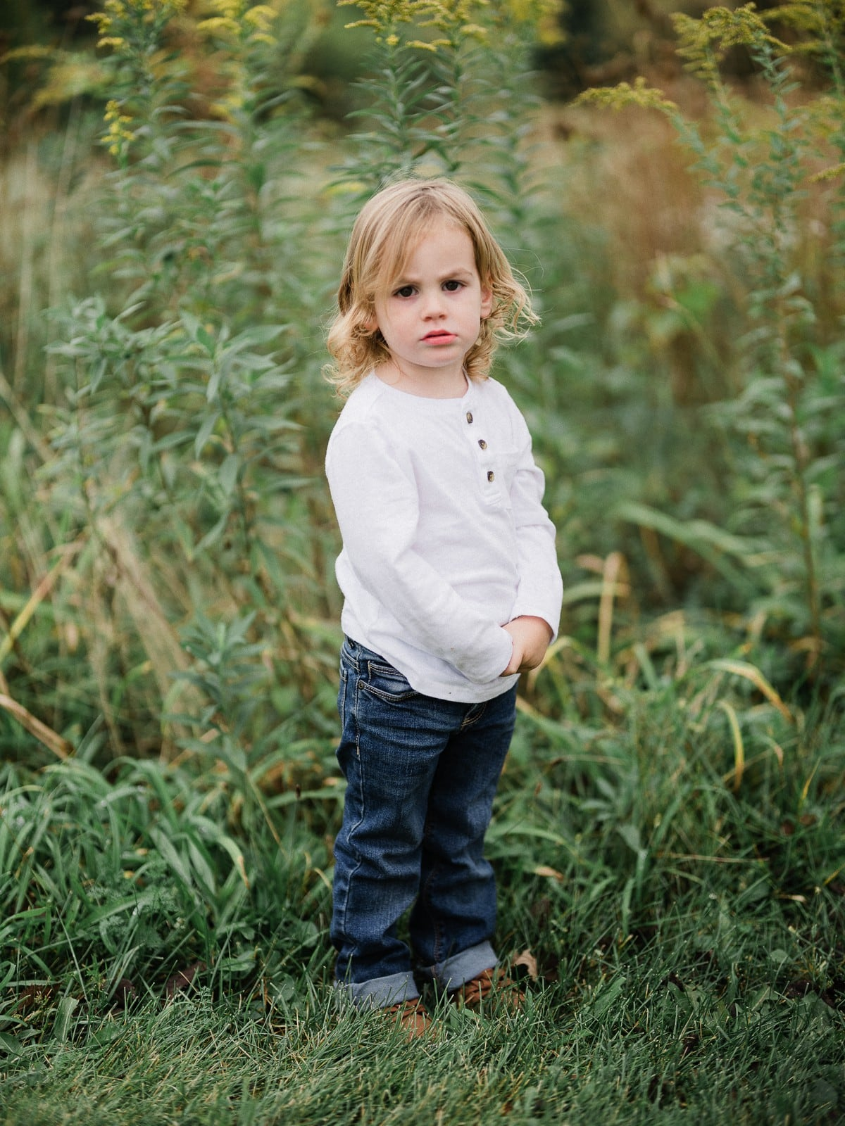 Childrens Photography Sample Gallery - Child Portraits